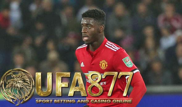 Man Utd จะอนุญาตให้ Axel Tuanzebe